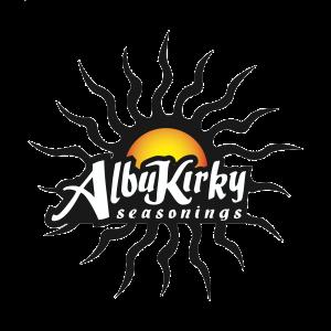 AlbuKirky Seasonings Logo